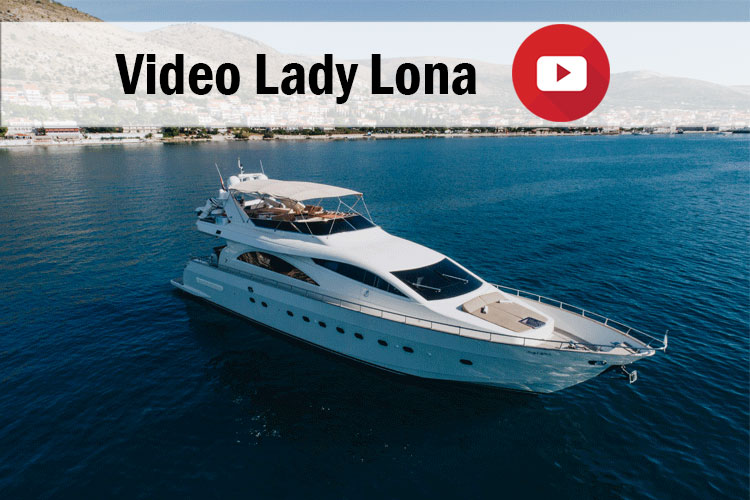Video Lady Lona Yacht